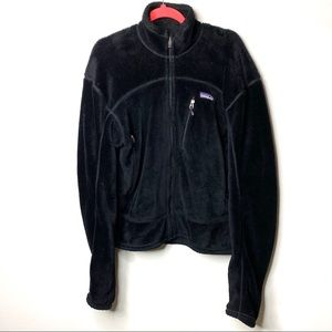 Patagonia men fleece jacket M full zip